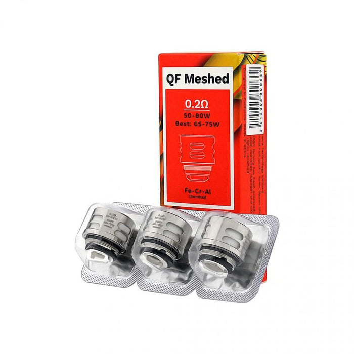 Vaporesso - SKRR QF Meshed - 0.2ohm - 3 Pack - Coils