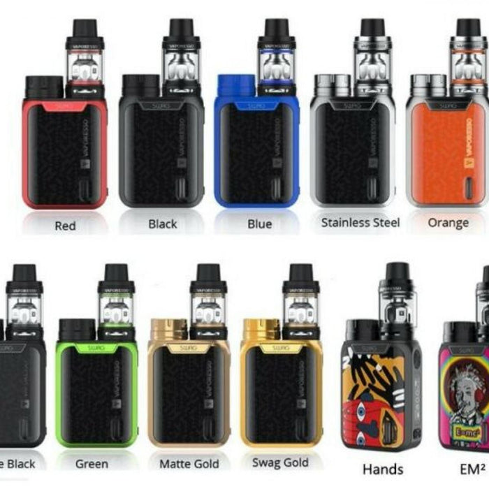 Vaporesso - Swag Kit - Green - Kit