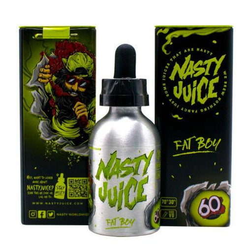 Nasty Juice - Fat Boy E-Liquid - 60ml