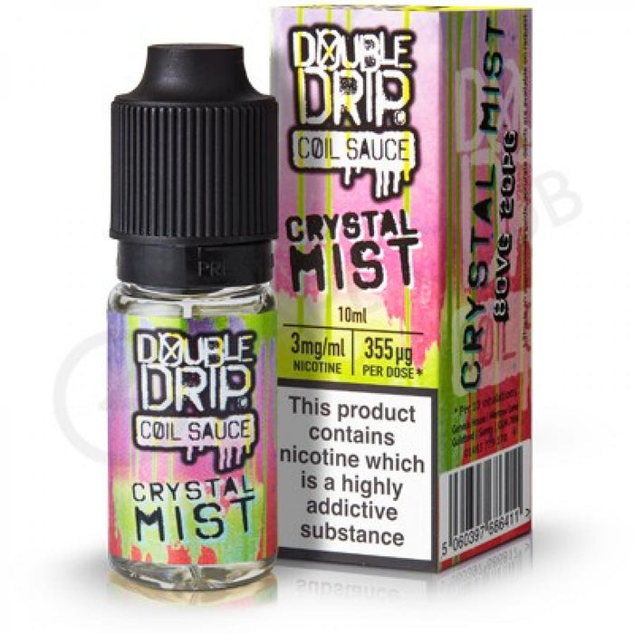 Double Drip Coil Sauce Crystal Mist 3mg 10ml