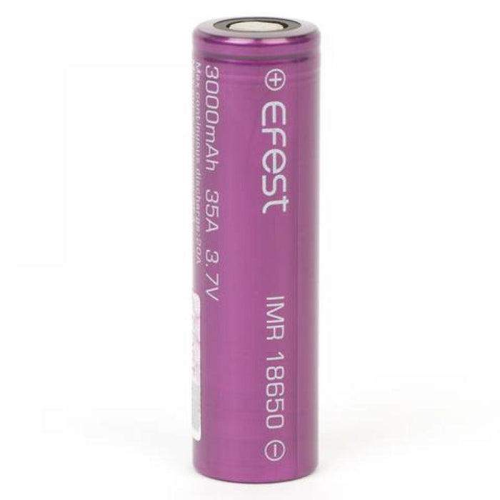 Efest IMR 35A Flat Top Battery - 18650 - 3000mAh
