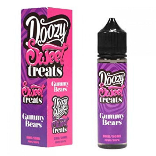 Doozy Vape Sweet Treats Gummy Bears 50ml