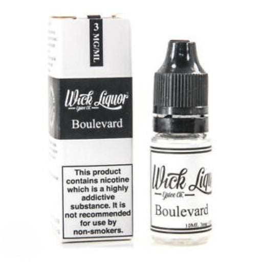 Wick Liquor Boulevard 10ml 6mg