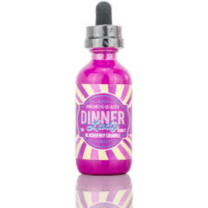 Blackberry Crumble E-Liquid 50ml By Dinner Lady