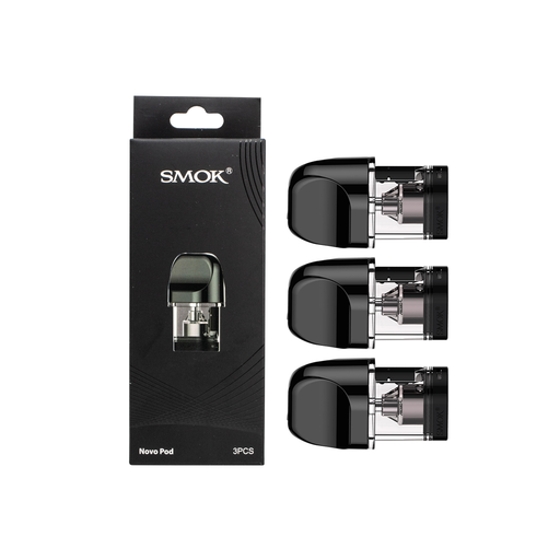 Smok Novo Kit Replacement Pods 3 Pack