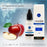 E liquid |Blue eKaiser Range | Apple 30ml | Refill For Electronic Cigarette & E Shisha - eKaiser - CIGEE