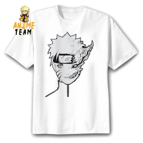 New 2018 Naruto T-Shirts Fashion Trendy T-Shirt For Summer - 5303 / S