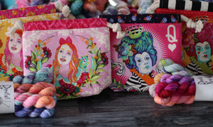 Pinkebody Project Bags