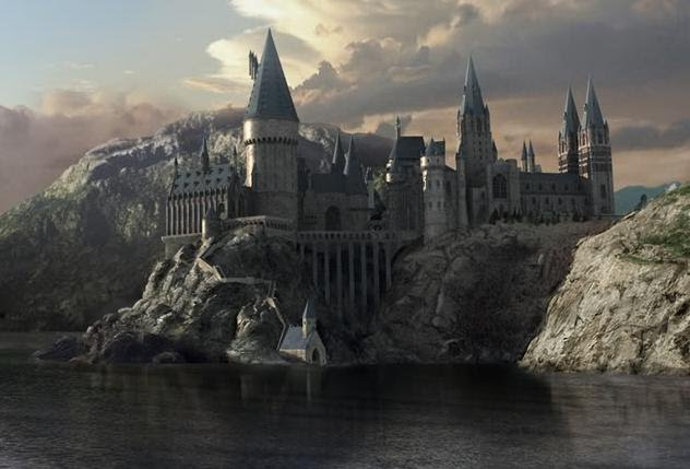 Harry Potter/Hogwarts