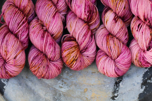 November Shivers {Direful DK} 100% Superwash Merino