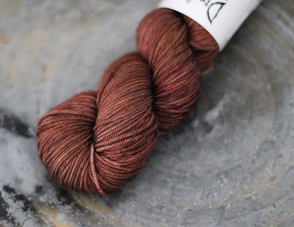 Old No. 7 {Dyed to Order} Choose Your Yarn Base