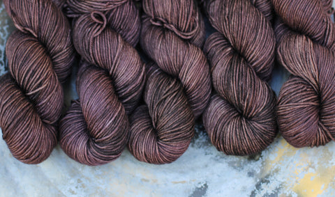 Briarcliff {Wicked Worsted} Superwash Merino
