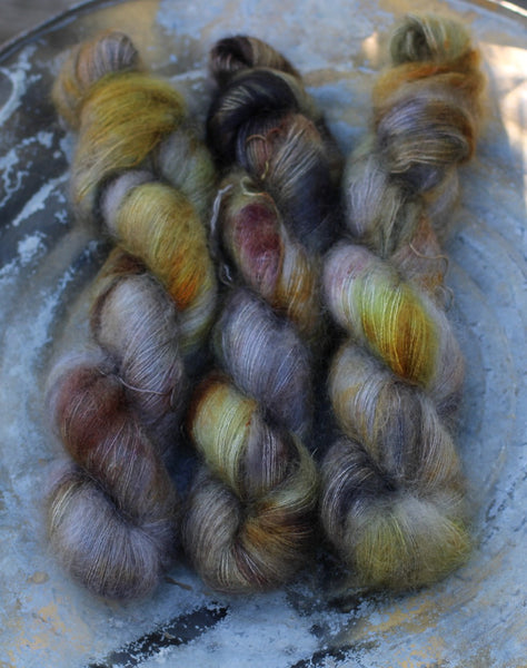 Winchester {Mystic} 72/28 Kid Mohair/Silk - Lace Weight