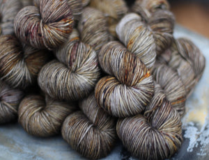 Winchester {Dyed to Order} Choose Your Yarn Base