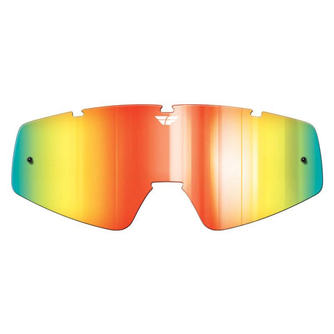 FLY ZONE/FOCUS GOGGLE LENS (2012-2018) FIRE MIRROR/ SMO