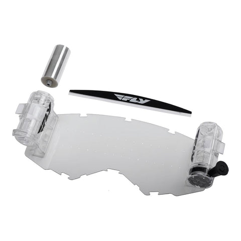 FLY '19- FOCUS & ZONE /PRO ROLL-OFF KIT (ADULT GOGGLES ONLY)