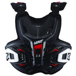 LEATT CHEST PROTECTOR 2.5 BLK