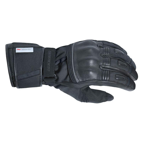 HIGHWAY GLOVE W/P BLK/BLK 2XL WINTER TOURING