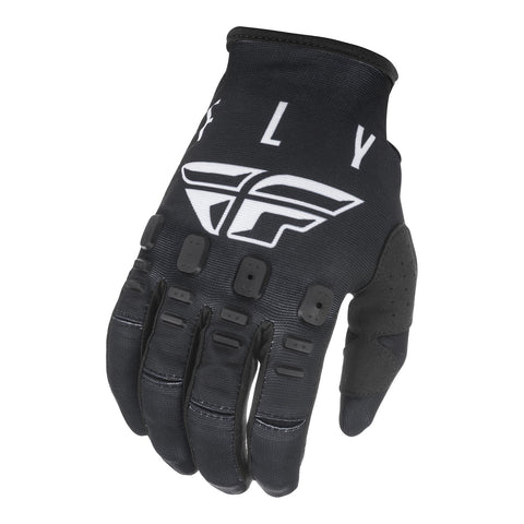 Fly 2021 Kinetic K121 Glove - Black / White
