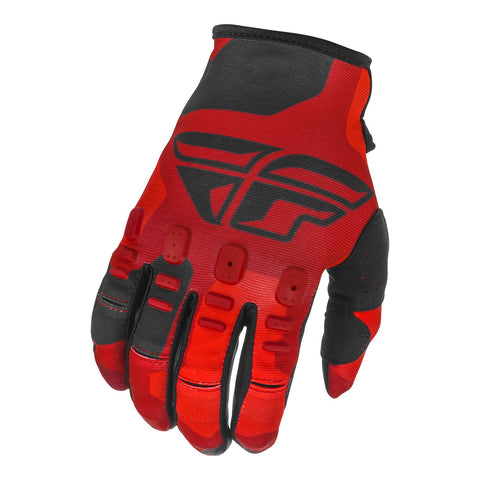 Fly 2021 Kinetic K221 Glove - Red / Black