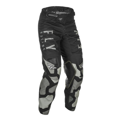 Fly 2021 Kinetic K221 Youth Pant - Black / Grey