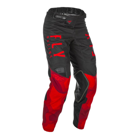 Fly 2021 Kinetic K221 Pant - Red / Black