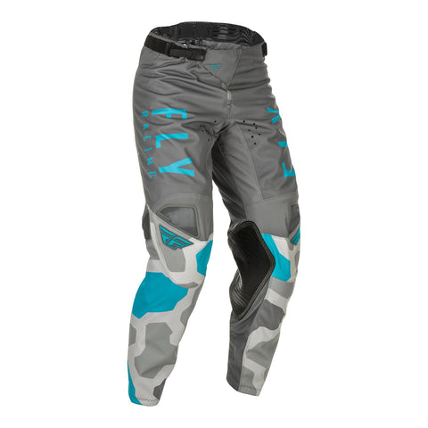 Fly 2021 Kinetic K221 Pant - Grey / Blue