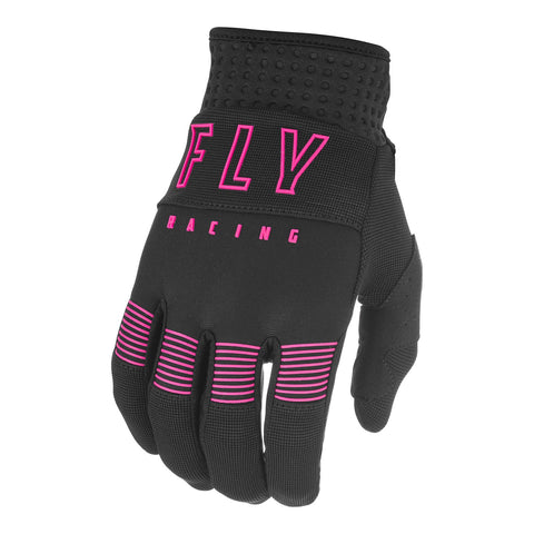 Fly 2021 F-16 Youth Glove - Black / Pink