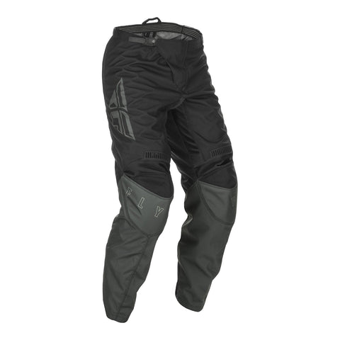 Fly 2021 F-16 Youth Pant - Black / Grey