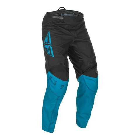 Fly 2021 F-16 Youth Pant - Blue / Black
