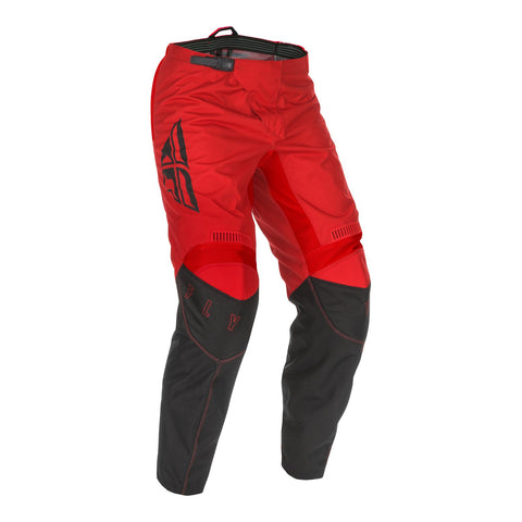 Fly 2021 F-16 Youth Pant - Red / Black