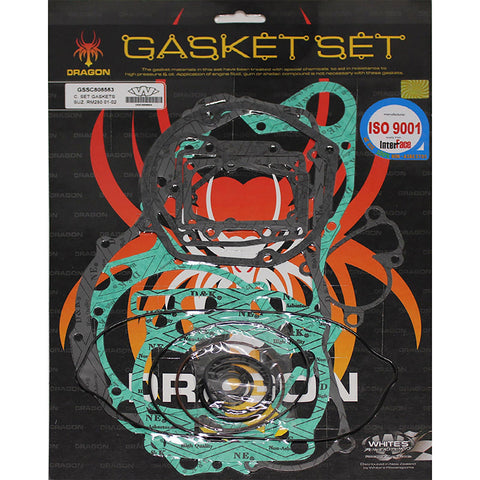 WHITES GASKET SET COMPLETE SUZ RM250 01-02