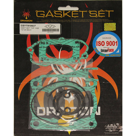 WHITES GASKET SET TOP YAM YZ125 98-00