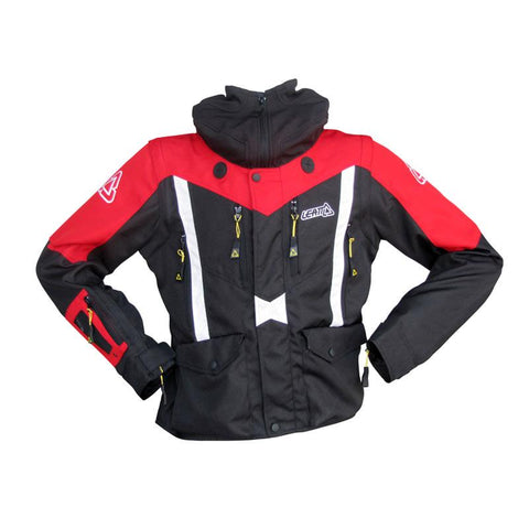 LEATT GPX ADVENTURE JACKET - RED
