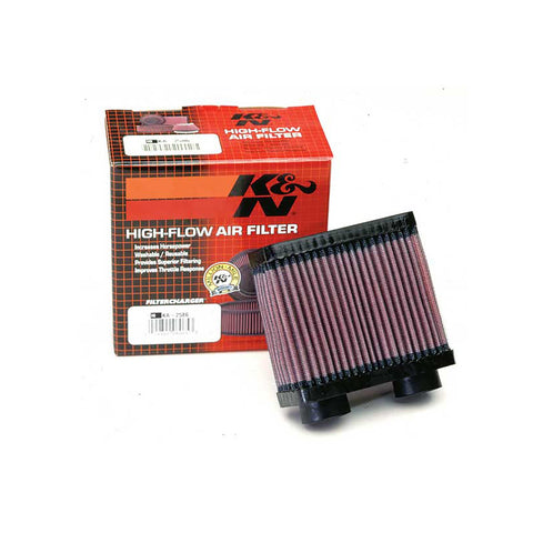 K&N REPLACEMENT AIR FILTER EX250R Ninja 86-07
