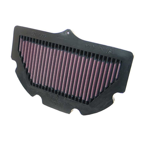K&N REPLACEMENT AIR FILTER GSXR600/750 06-10