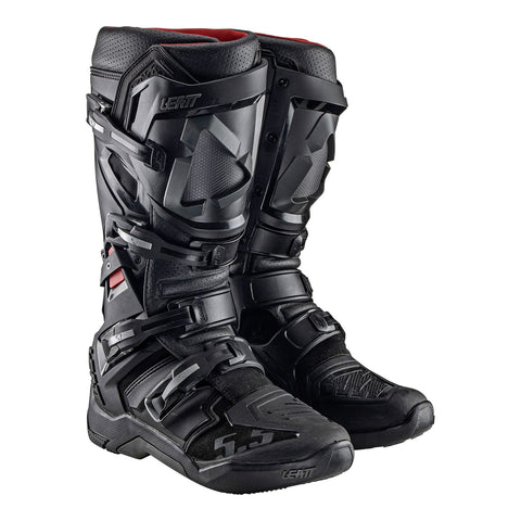 LEATT 2020 GPX 5.5 FLEXLOCK BOOT - BLACK