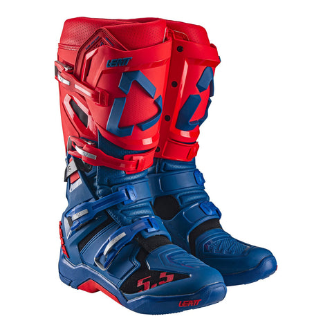 LEATT 2021 FLEXLOCK 5.5 BOOT - ROYAL