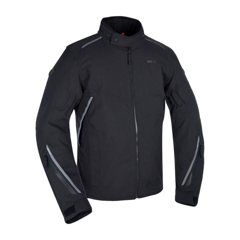 OXFORD HINTERLAND MENS TRILAMINATE JACKET - BLACK