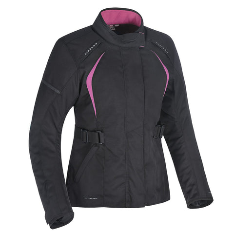 OXFORD DAKOTA 2.0 LADIES JACKET - BLACK/PINK