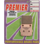 PREMIER BRAKE PADS FULL SINTERED