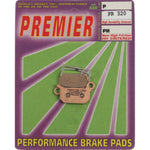 PREMIER BRAKE PADS FULL SINTERED MOTO X KTM50 02