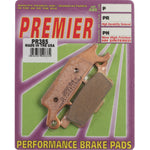 PREMIER BRAKE PADS FULL SINT 550/700 Grizzly FL