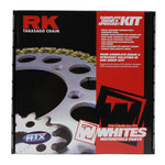 SPKT KIT KAW KX250 97-98 U-RING - GB520MXU 13/49
