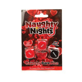 Naughty Nights Raunchy DareDice