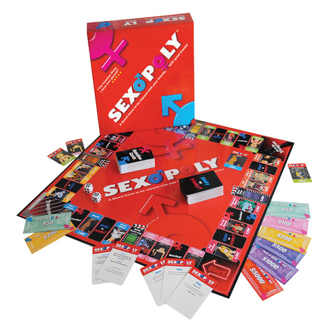 Sexopoly (Only available in the US)