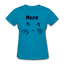 Load image into Gallery viewer, Meow Kitty TeeShirt - Fur Baby Whims