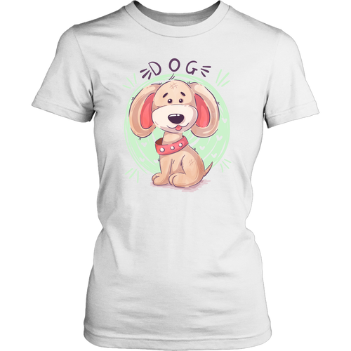 Cute Dog - Tee Shirt