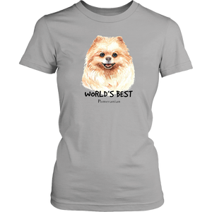 Pomeranian Lover's Tee Shirt - Fur Baby Whims