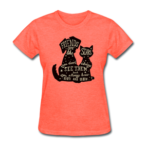 Friends Are Like Stars TeeShirt - Fur Baby Whims